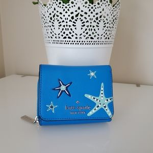 Kate Spade Small Trifold Continental Wallet